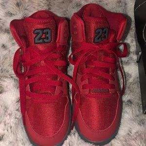 Kids Team Jordan Shoes